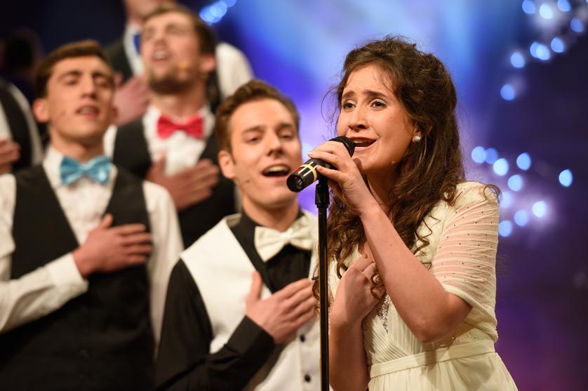 Andrea Berg: Seelenbeben ist ihr neues Album 2016