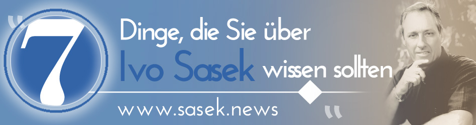 7 Dinge, die Sie über Ivo Sasek wissen sollten | sasek.news